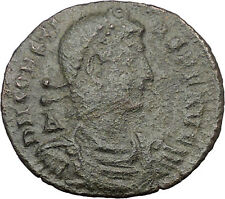 Constans son of Constantine the Great 348AD Large AE2 Ancient Roman Coin i32177