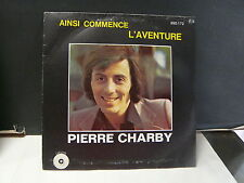 PIERRE CHARBY Ainsi commence l aventure 990172