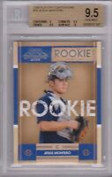 JESUS MONTERO RC 2008 PLAYOFF CONTENDERS ROOKIE TICKET GEM MINT BGS 9.5 YANKEES