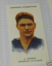 # 29-J NICHOL Portsmouth R CALCIO CARD