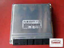 Centralina motore MERCEDES CLASSE A W168 A170cdi  A6681530279 / 0281010793
