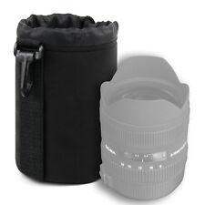 Support Camera Lens Case étui pour Sigma 8-16mm/10-20mm/35mm/17-50mm lentilles