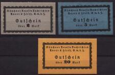 Diverse Philatelie Freistempelbrief München Knorr & Hirth Gmbh 1.3.1934 Dr