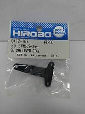 Hirobo 0412-167 3 PUNKT ANLENKUNGS-HEBEL SD SWM Lever Stay for Sceadu 50