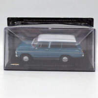 IXO Altaya 1:43 Chevrolet Veraneio S Luxe 1971 Diecast Models Toys Collection