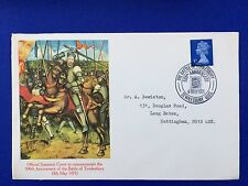 Tewkesbury 500th Anniversary Commemorative Cover 1971 First Day Cover
