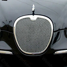 Jaguar S-Type (05 & up) Chrome Mesh Grille - XR8-40243-S (Badge not included)