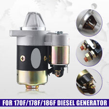 Diesel Engine Electric Starter Motor For KAMA Kipor KDE6500T KDE6700TA Generator