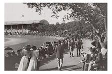 Victoria Melbourne Cricket Ground 1892-93 modern digital Photo Postcard