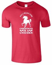 Unbranded Unicorn T-Shirts & Tops (2-16 Years) for Boys