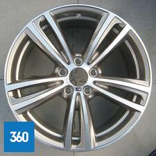 """1 x 19"""" NUOVO ORIGINALE BMW SERIE 3 4 19"""" 442 M Sport Posteriore Ferro Grigio 36117846781"""