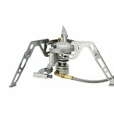 KOVEA Camp KB-0211 Camp 4 Compact Camping Hiking Cooking Gas Hose Stove