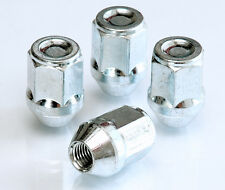4 x wheel closed nut nuts bolts. M12 x 1.5, 19mm Hex, Tapered Seat