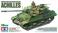Tamiya British M10 IIC Achilles Tank Destroyer 1:35 scale model kit new 35366