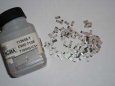 100 NEW TIGRA CWD 7135 CARBIDE SAW TIPS T10MG/C3+ , FREE SHIPPING!!!