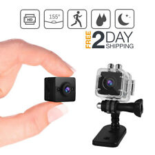 Mini Spy Camera, WiFi Wireless 1080P HD Waterproof IP Cam for iOS iPhone Android