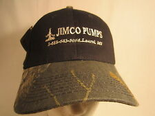 *NEW* Men's Cap JIMCO PUMPS Laurel, MS MOSSY OAK Size: Adjustable [Z164e]