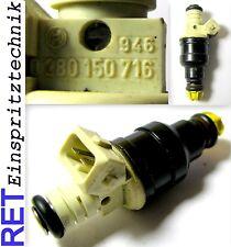 Boquilla Bosch 0280150716 bmw 325 i 2,7 limpiado examinado &