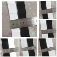 3mm - 75mm STRONG OFF WHITE/BLACK ELASTICATED WAISTBAND 1m 3m 5m 10m 25m STRETCH