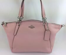 New Coach F26917 F36675 Leather Small Kelsey Satchel Shoulder Bag Handbag Pink