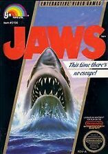 Jaws (Nintendo Entertainment System, 1987)