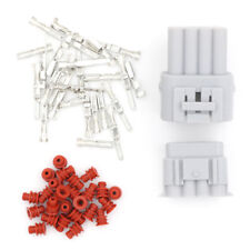 1 Pin Way Waterproof Electrical Wire Auto Connector Plug Car Part T