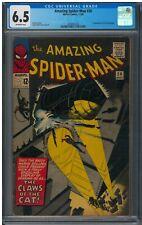 The Amazing Spiderman #30 (1965) CGC 6.5;First Appearance of Cat Burglar