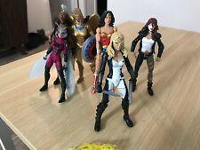Marvel Legends Dc Direct Dc Classics Wonder Woman, x-men spider man