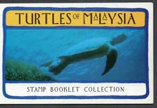 Malaysia MNH 1995 Turtles Complete Booklet
