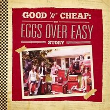 NEW Good 'N' Cheap: The Eggs Over Easy Story (Audio CD)