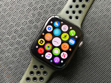 Apple Watch Series 4 - A1978 - Space Gray - 44mm - GPS