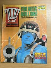 2000AD PROG 568 (2 APRIL 1988) UK LARGE COMIC - JUDGE DREDD