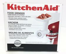 KitchenAid Food Meat Grinder Attachment for Stand Mixer