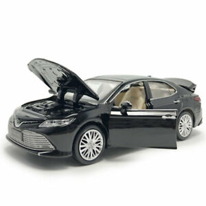 Toyota Camry 2019 1:34 Model Car Diecast Toy Vehicle Kids Collection Gift Black