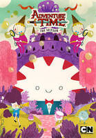 ADVENTURE TIME THE SUITOR (DVD, 2014) NEW