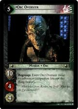 LoTR TCG Realms of the Elf Lords RotEL Orc Overseer 3R65
