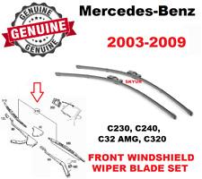 Mercedes Windshield Wiper Blade Set For C230,240,280,320,350: CLK320,350,500,550
