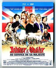 COFFRET BLU-RAY + DVD / ASTERIX & OBELIX AU SERVICE DE SA MAJESTE / WARNER