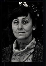 Heidy Forster AUTOGRAFO MAPPA ORIGINALE FIRMATO # BC 20618