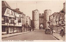 Westgate & St. Dunstans Street, CANTERBURY, Kent