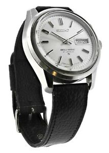 Seiko Mens Bell-Matic 27 Jewel Wristwatch    ***Lot 3398A***