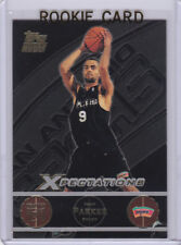 TONY PARKER ROOKIE CARD San Antonio Spurs 2001 Topps BASKETBALL NBA Draft RC!