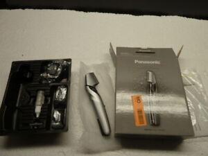 Panasonic Cordless Wet/Dry Body Hair Trimmer ER-GK60-S