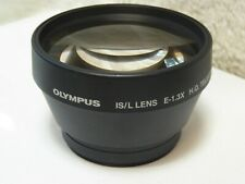 Olympus IS/L Lens E-1.3 x H>Q> Teleconverter Lens For L-5/IS-50/IS-500/IS