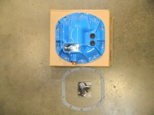 Jeep Dana 30 4X4 Front Differential Cover Cast Iron Nodular Heavy TJ YJ XJ