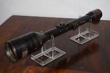 AJACK ZIELFERNROHR 7,5x50 K98 Steel Sniper Scope Absehen 1