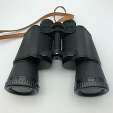Vtg SANS STREIFFE 7x50mm #804 Mariner Binoculars 7.1 Degree Japan  A3