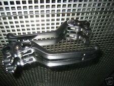 Paar LENKERHEBEL BREMSHEBEL KUPPLUNGSHEBEL schwarz Ducati Monster M600 Neuware