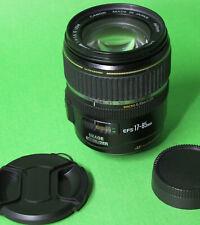 Canon EF-S 17-85mm F/4,0-5,6 IS USM Objektiv (67mm Filtergewinde)