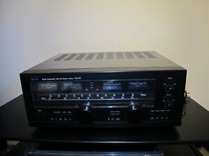 Sansui TU-X1 High End Tuner in schwarz Top